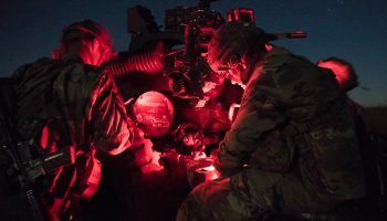 The Pic of the Day: Paratroopers Conduct Heavy Drop and Fire Mission