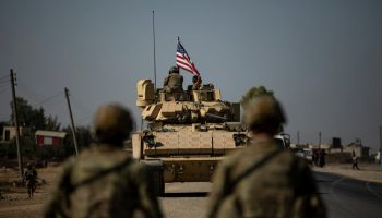 Mark Esper's 'Shell Game' and the Shadow War in Syria