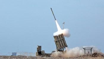 Israelis Conduct Airstrikes in Gaza After Hamas Rocket Attack