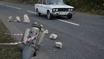 Fighting Rages in Nagorno-Karabakh Despite Ceasefire