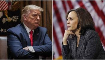 Ready for a Trump-Harris Administration?  It's a Possibility.