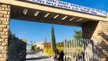 Ethiopia Conducts Airstrikes in Breakaway State Tigray