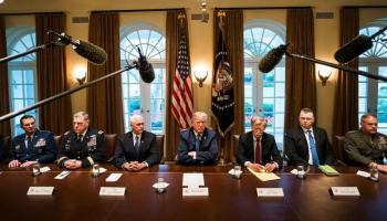 President Trump Vows to Veto Defense Bill Over Confederate Base Names