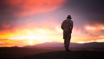 "American Heroes: Top Navy SEAL Sniper Mike ""The Bear"" Bearden"