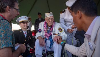 The Pic of the Day: Pearl Harbor Remembrance