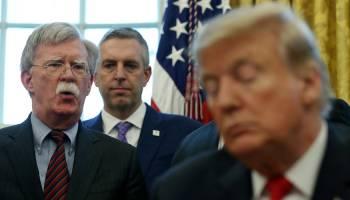 Trump's Former National Security Advisor Calls His Defense-Bill Veto 'a Shameful Last Act of a Failed Presidency'