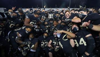 Army Defeats Air Force, Wins Commander-in-Chief's Trophy, Bragging Rights