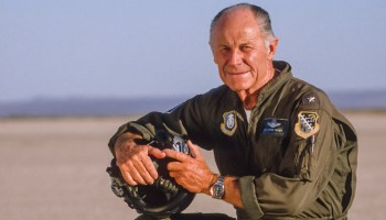 Need a Boost? Let Chuck Yeager's Legacy Be the Boot in Your Ass