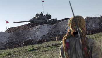 Kurds Look to Russia to Help Secure Key Syrian City