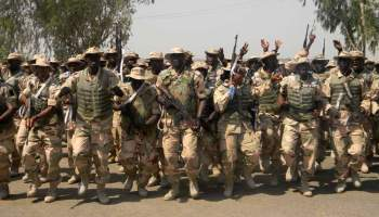 344 Nigerian Boys Kidnapped Last Week Rescued by Military