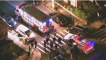 Three US Marshals Shot in the Bronx, Suspect Killed
