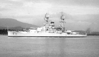 Reliving the Horror at Pearl Harbor: Escape from the Battleship Oklahoma