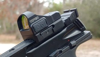 The Vortex Viper Is a Purpose-Built Pistol Red Dot Sight