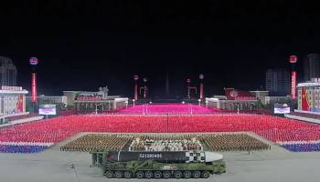 North Korea's New Military Hardware May Be Less Than Meets the Eye