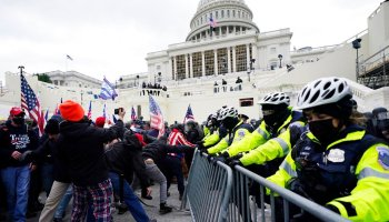 Breaking: Protesters Breach Capitol Building, National Guard Heading to DC