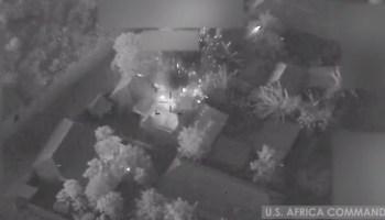 Watch: US Airstrikes Target al-Shabaab Terror Group in Somalia