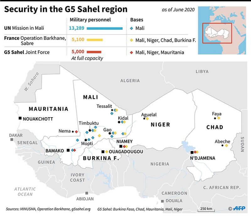 G5 Sahel, Mali, Takuba, France