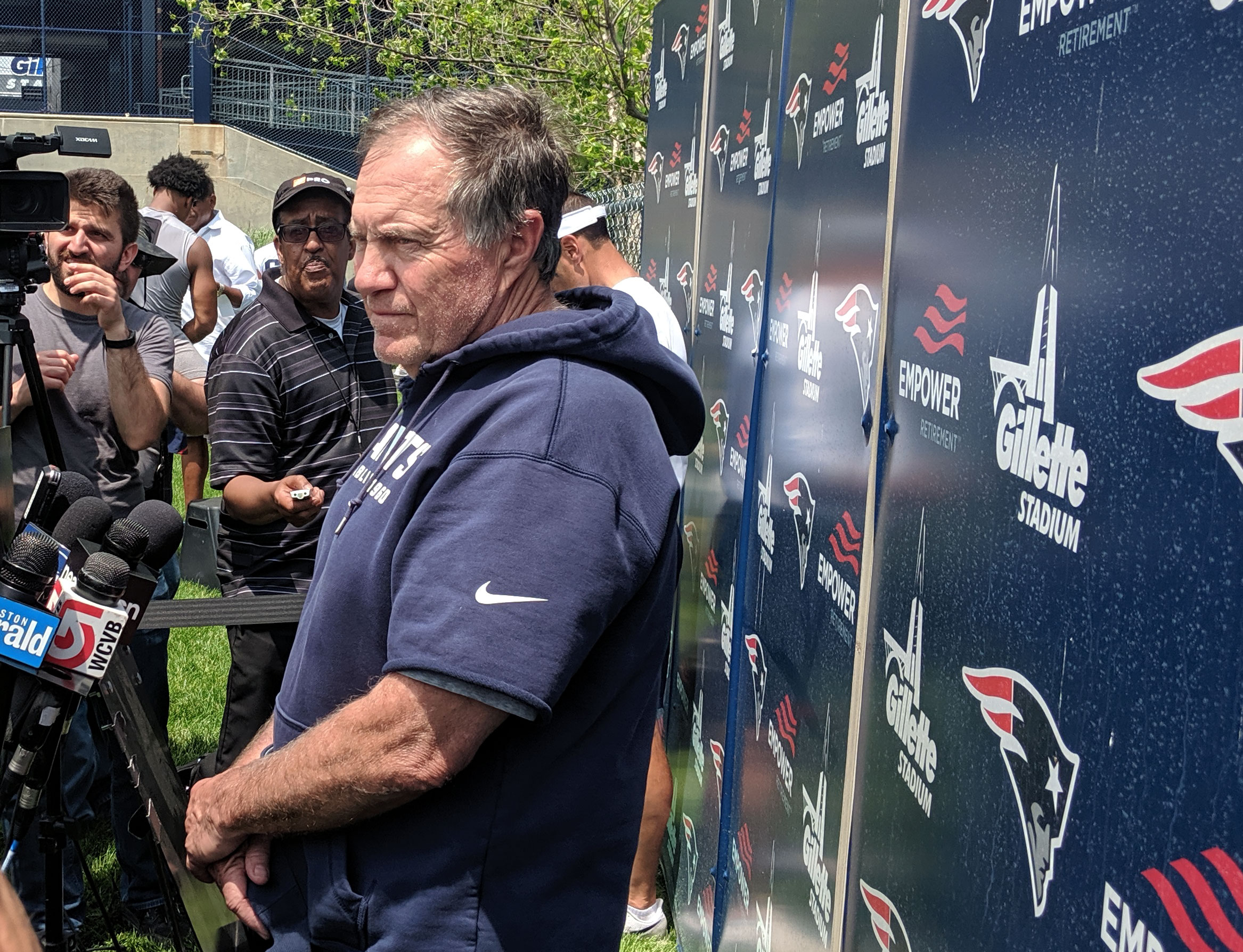 Bill Belichick to receive Medal of Freedom from President Trump, reports say