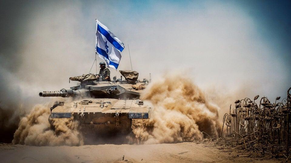 Israel prepares to strike Iran