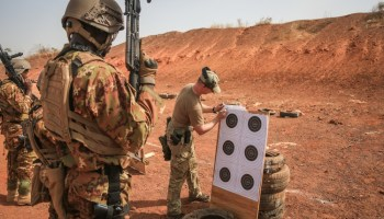 Joint Operation Kills 100 Extremists in the Sahel