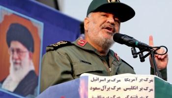 Iran Rattles Saber Toward the U.S. Ahead of Anniversary of Soleimani Killing