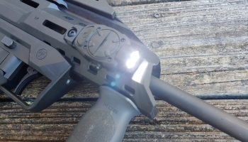 The Torch Backup Light From Mission First Tactical