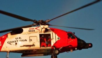 Group Rescued After 33 Days on Deserted Island: Coast Guard Stays Busy Off Florida Coast