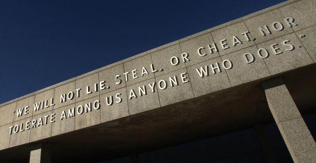 Air Force Academy Cadets Caught Cheating