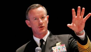 Former Navy SEAL Commander McRaven Says Putin Has Outplayed the US