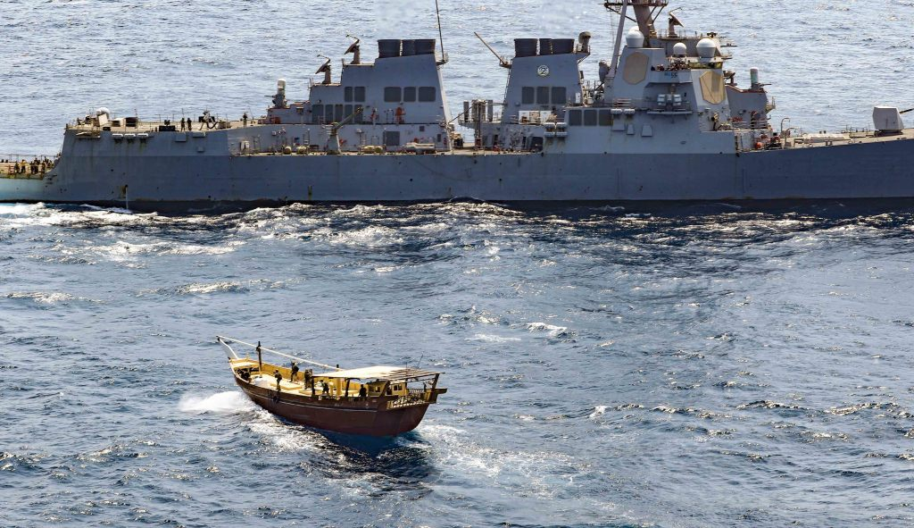Russian Weapons found off the Somali Coast