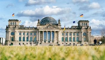 German Charged After Supplying Plans of the Bundestag to Russia