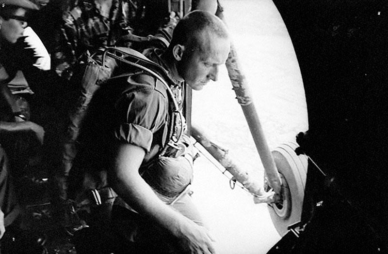 MACVSOG George Sisler