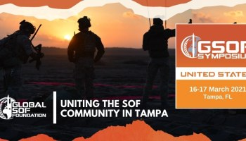 Global SOF Symposium, Uniting Special Operations Forces in Personin Florida