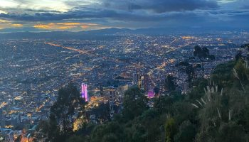 Cocaine, Guns, and Coffee. 10 Days In Bogota, Colombia