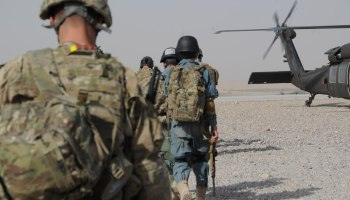 "Afghanistan Withdrawal Begins, ""US Will Not Be Rushed"""