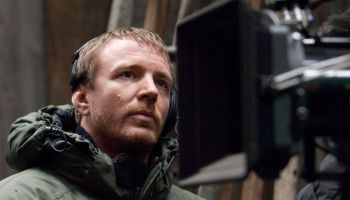 Anders Lassen the Famous Robin Hood Commando in a Guy Ritchie Film?