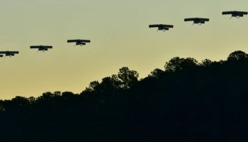 Countering Small Drone Swarms Has Pentagon Worried