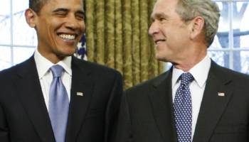 How Obama and Bush Paved the Way for Syrian Civil War, Brexit, and Europe's Refugee Crisis