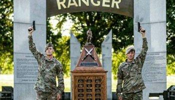 75th Ranger Regiment Rangers Win Best Ranger Competition