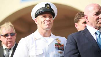 Eddie Gallagher Says Navy SEALs Used Dying Enemy for Medical Practice