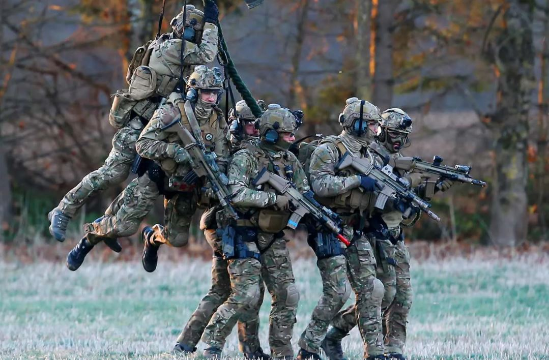 After 20 Years EU Looking Again at a Rapid Response Military Force