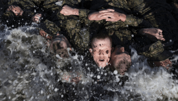 Surf Torture, Skin Darts & the Worst Navy SEAL Student Wake-up Ever: The Reservation