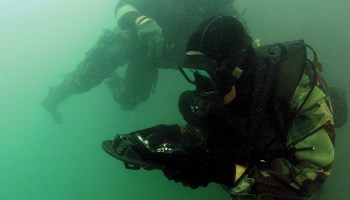 Female Navy SEALs Complete Combat Diver Training: The Reservation