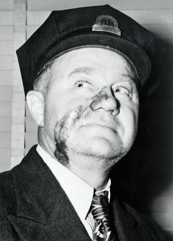 Alcatraz Guard Ed Miller