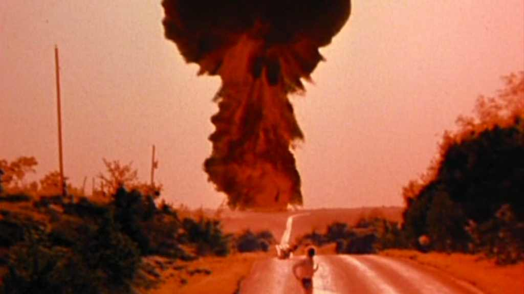 The Day After depicts the aftermath of a nuclear war.