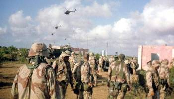 """US Army Upgrades Special Operator Awards From """"Black Hawk Down"""""""