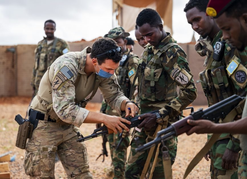 A Green Beret's Actions Highlight Why the US Needs to Be in Somalia