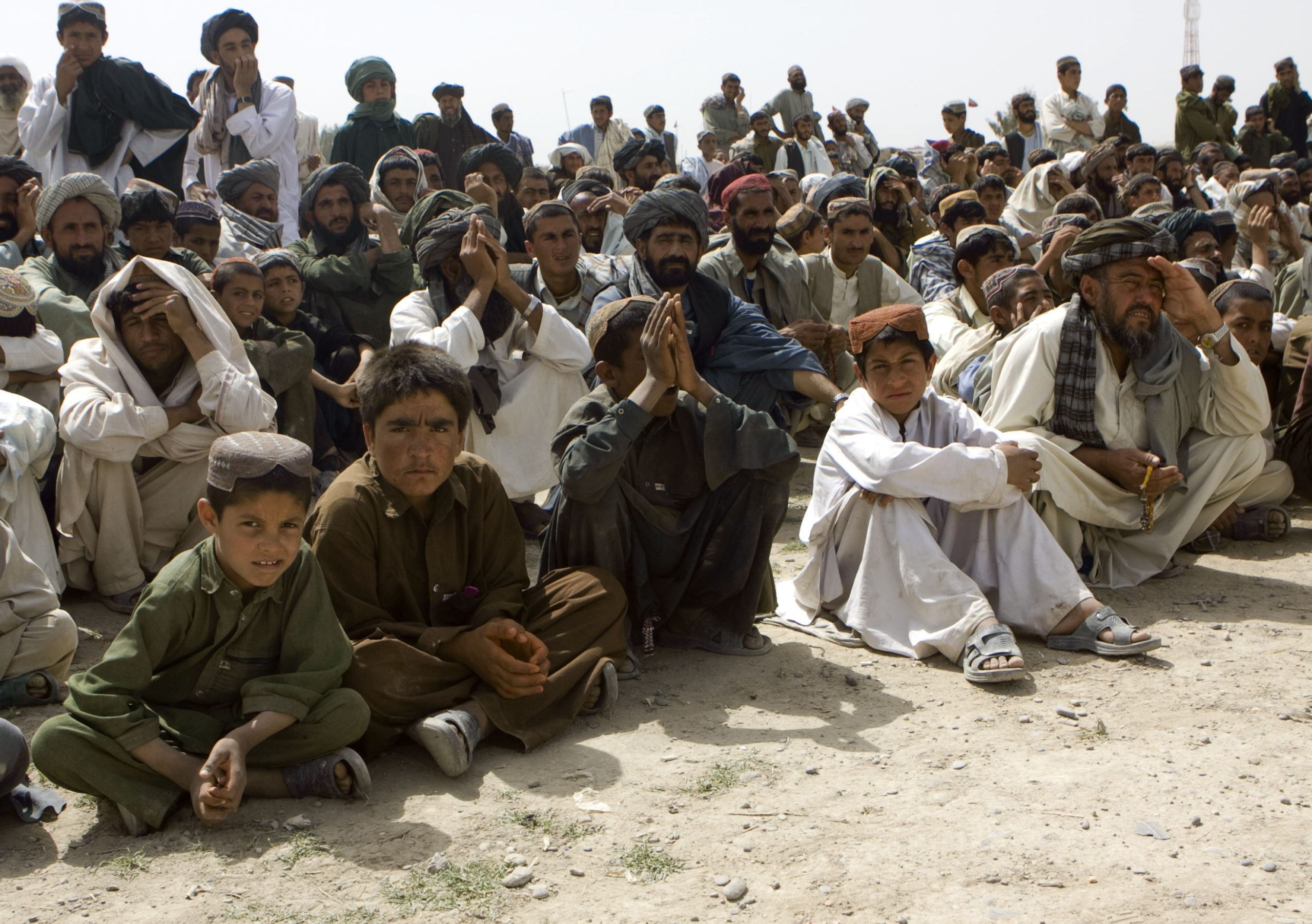 Is Afghanistan Doomed to Fall to the Taliban?