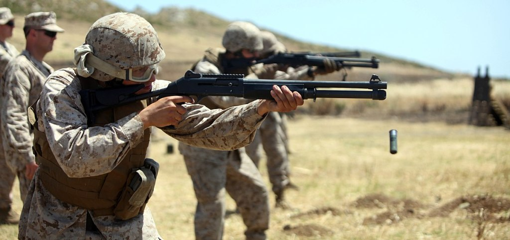 5 Reasons the M1014 Joint Service Shotgun Rules