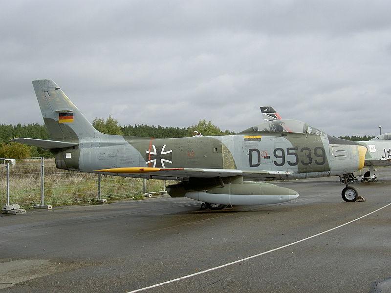 CL-13B Sabre Mk.6
